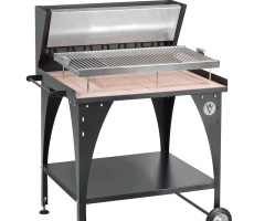Barbecue series Q 560 complete – Vulcano Fire